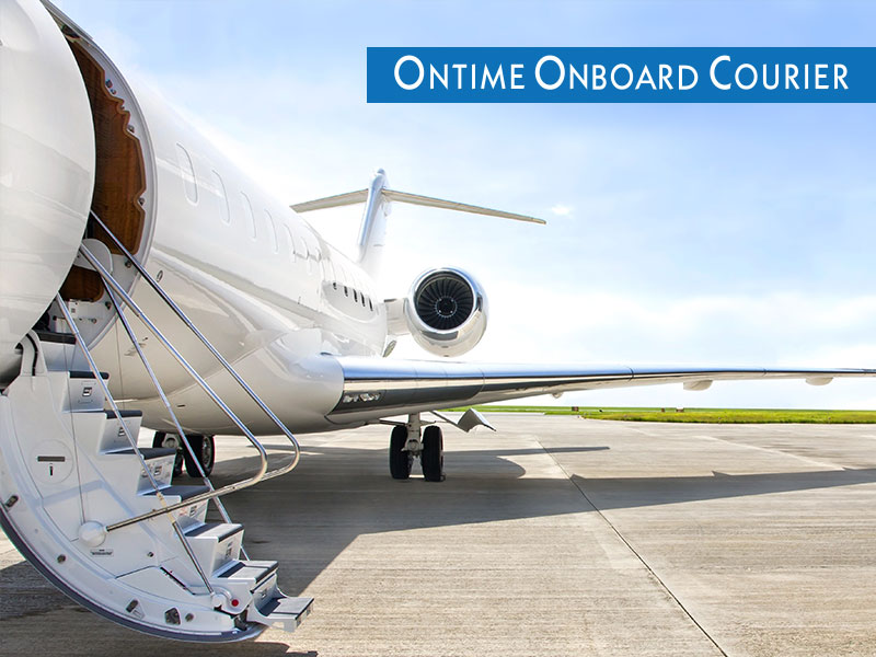 Ontime Onboard Courier